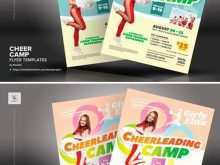 29 Free Printable Cheer Camp Flyer Template Templates with Cheer Camp Flyer Template