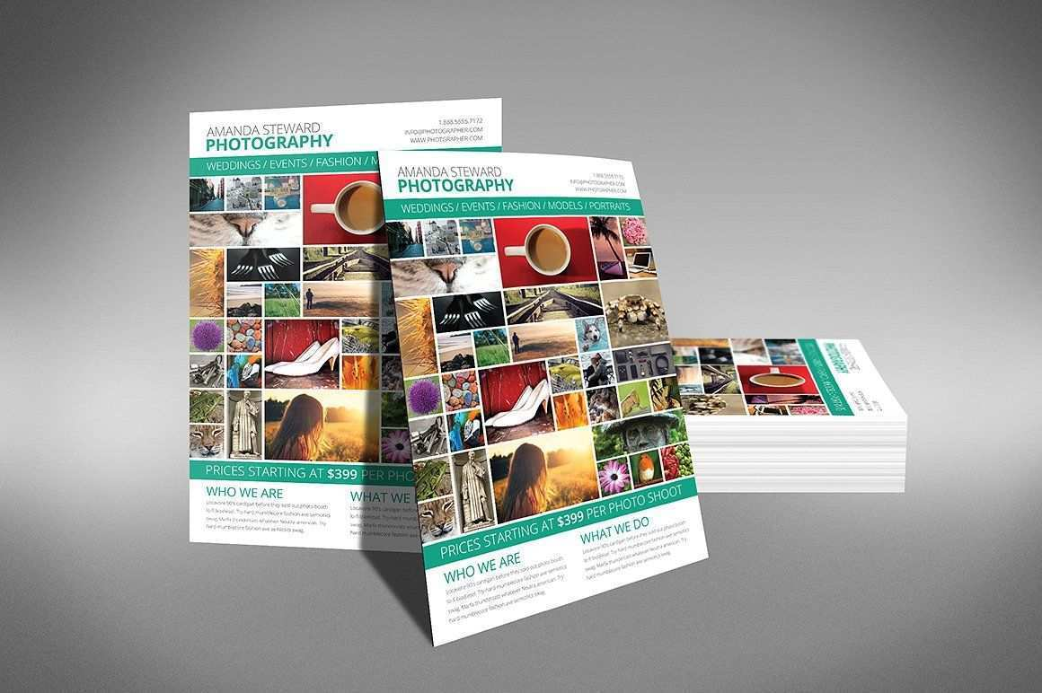 29 Free Printable Collage Flyer Template Templates for Collage Flyer Template