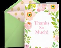 29 Free Printable Hallmark Thank You Card Template Layouts by Hallmark Thank You Card Template