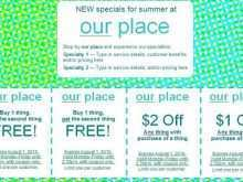 29 Free Printable Postcard Coupon Template in Photoshop by Postcard Coupon Template