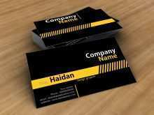 Business Card Templates Cdr