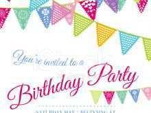 29 Printable Birthday Invitation Card Template Pdf in Word with Birthday Invitation Card Template Pdf