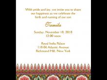 29 Printable Namkaran Invitation Card Format In Hindi Download by Namkaran Invitation Card Format In Hindi