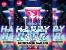 29 Report Happy Hour Flyer Template Free Formating by Happy Hour Flyer Template Free