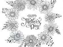 30 Best Mother S Day Card Template Download with Mother S Day Card Template Download