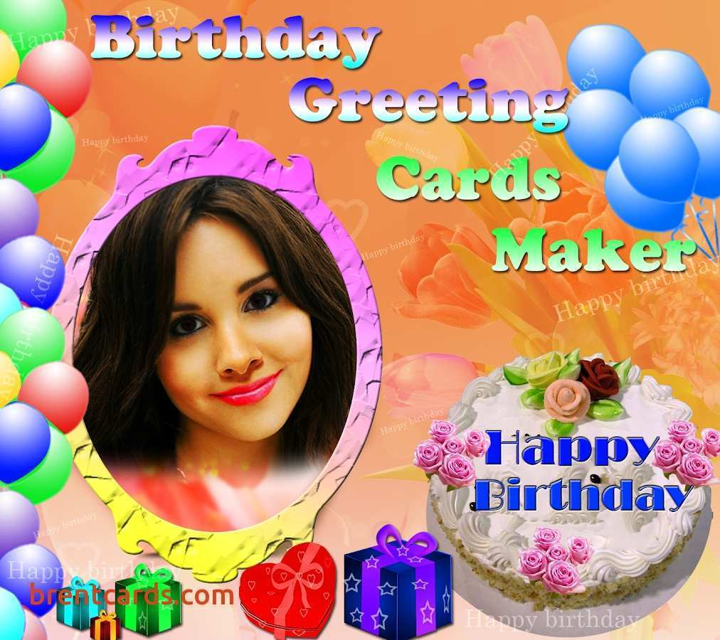 30 Blank Birthday Card Maker Online With Photo in Photoshop by Birthday Card Maker Online With Photo