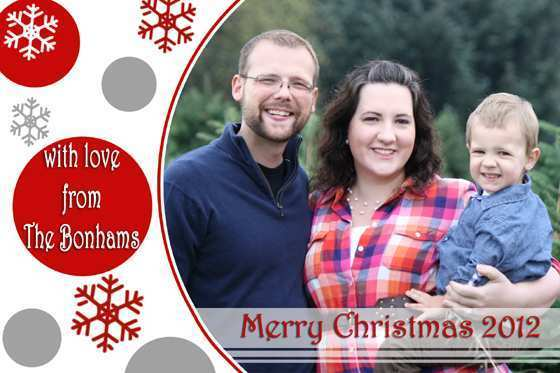 30 Create 4 X 6 Christmas Card Template Photo with 4 X 6 Christmas Card Template