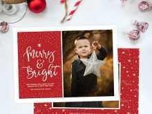 30 Create Christmas Card Template Photographer For Free by Christmas Card Template Photographer