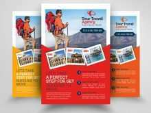 30 Creating Travel Flyer Template Free Photo for Travel Flyer Template Free