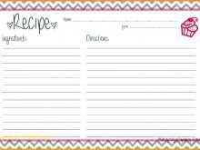 Avery Index Card Template Word
