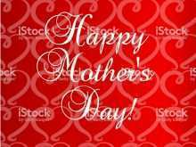 30 Creative Mother S Day Card Pages Template Layouts with Mother S Day Card Pages Template