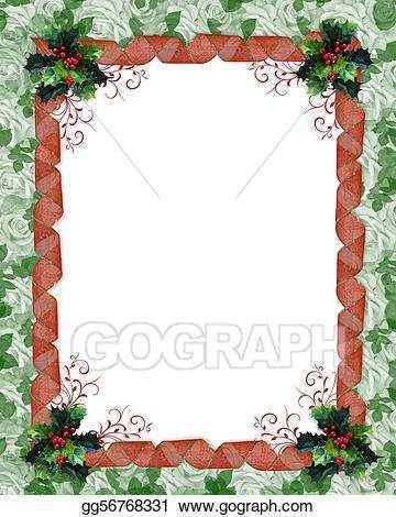 30 Customize Christmas Card Template Border Maker by Christmas Card Template Border