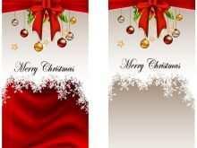 30 Customize Christmas Card Templates Vector Now by Christmas Card Templates Vector