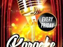 30 Customize Free Karaoke Flyer Template Layouts by Free Karaoke Flyer Template