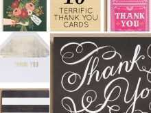 30 Customize Late Thank You Card Template in Photoshop by Late Thank You Card Template
