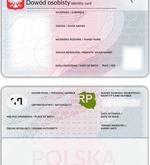 Greek Id Card Template