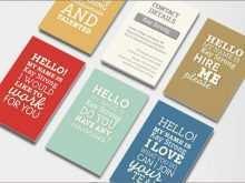 30 Format Business Card Template For Job Seeker PSD File by Business Card Template For Job Seeker