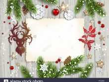 30 Format Card Christmas Decorations Template Formating by Card Christmas Decorations Template