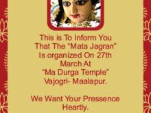 30 Format Invitation Card Format For Jagran Download with Invitation Card Format For Jagran