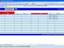 30 How To Create Class Schedule Calendar Template Download for Class Schedule Calendar Template