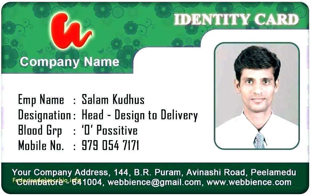 Employee Id Template from legaldbol.com