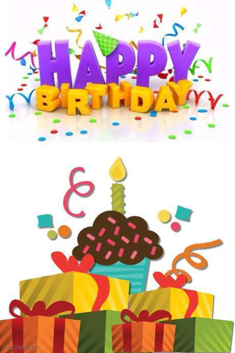 30 Report Birthday Card Templates With Photo Download by Birthday Card Templates With Photo