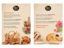 30 Standard Bakery Flyer Templates Free Templates by Bakery Flyer Templates Free
