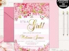30 The Best Baby Shower Flyer Templates Free Now with Baby Shower Flyer Templates Free