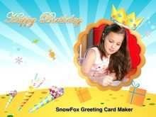 30 The Best Birthday Card Maker Online Free Printable With Stunning Design by Birthday Card Maker Online Free Printable