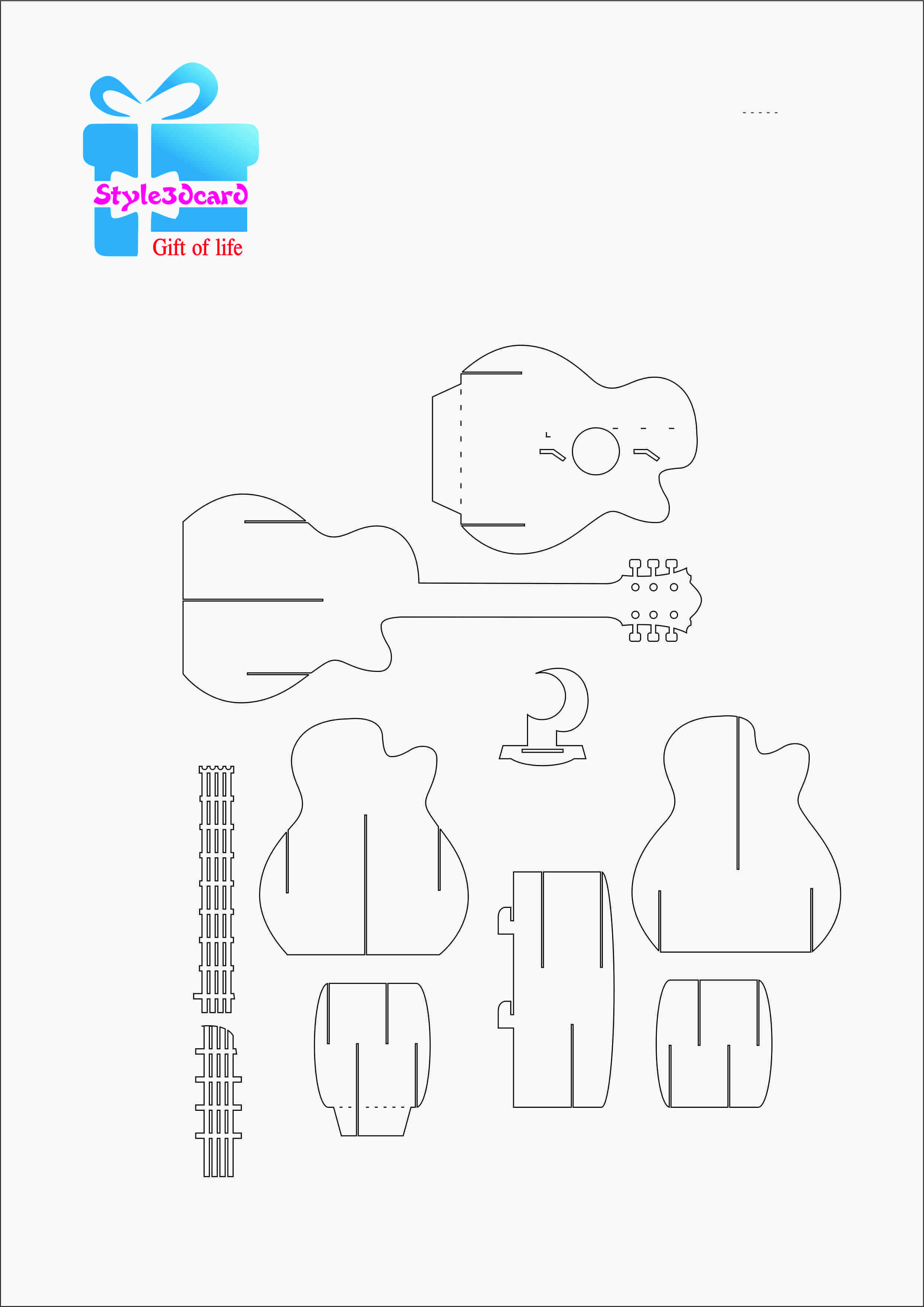 30 The Best Pop Up Card Templates Pdf Free for Ms Word by Pop Up Card Templates Pdf Free