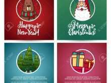 30 The Best Small Christmas Card Templates Free for Ms Word for Small Christmas Card Templates Free