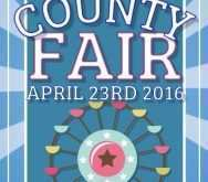 31 Best County Fair Flyer Template Maker with County Fair Flyer Template