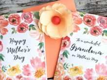 31 Best Mother S Day Card Templates For Grandma With Stunning Design for Mother S Day Card Templates For Grandma