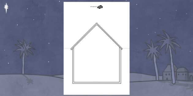 31 Blank Christmas Card Nativity Templates in Photoshop with Christmas Card Nativity Templates