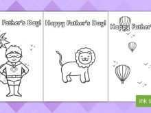 Fathers Day Cards To Make Templates