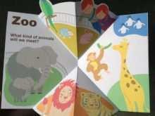 31 Blank Giraffe Pop Up Card Template With Stunning Design with Giraffe Pop Up Card Template