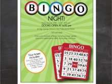 31 Create Bingo Flyer Template Photo for Bingo Flyer Template