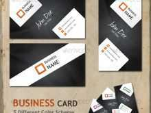 31 Creating Business Card Template Graphicriver Formating by Business Card Template Graphicriver