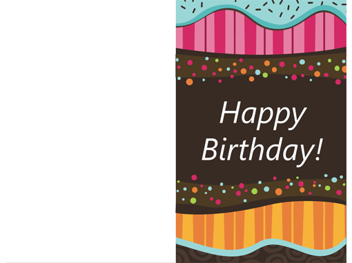 31 Creating Happy B Day Card Templates List Formating for Happy B Day Card Templates List