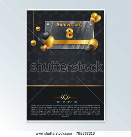 31 Creative 8Th Birthday Card Template for Ms Word with 8Th Birthday Card Template