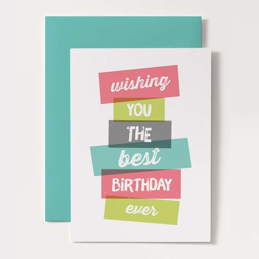 31 Customize Birthday Card Template Modern in Photoshop with Birthday Card Template Modern