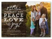 31 Customize Free Rustic Christmas Card Templates Now for Free Rustic Christmas Card Templates