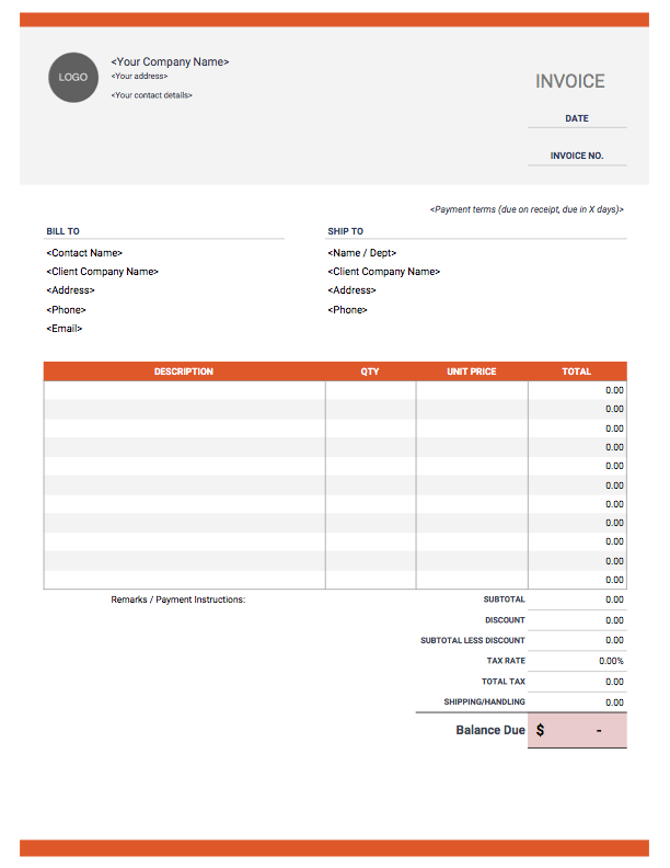 31 Customize Our Free Builders Tax Invoice Template With Stunning Design for Builders Tax Invoice Template
