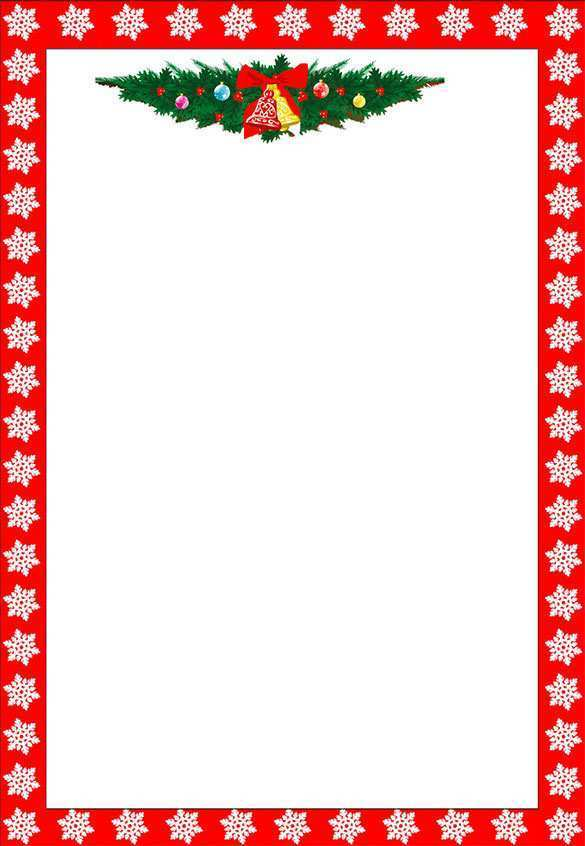 31 Customize Our Free Christmas Card Outline Template PSD File with Christmas Card Outline Template