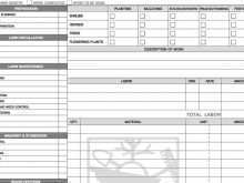 31 Customize Our Free Landscaping Invoice Template Pdf Layouts for Landscaping Invoice Template Pdf
