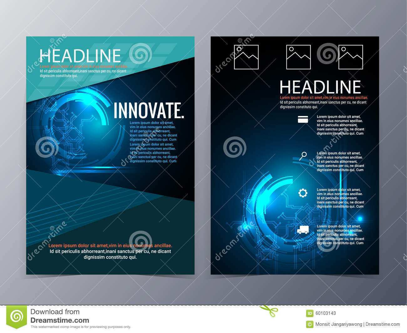 31 Customize Our Free Technology Flyer Template in Photoshop with Technology Flyer Template