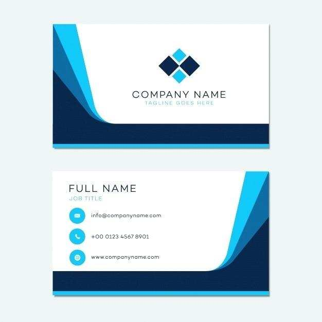 online business card template free download