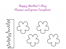 31 Free Printable Mothers Card Templates Excel Templates with Mothers Card Templates Excel