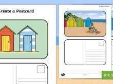31 Free Printable Postcard Template Eyfs Templates by Postcard Template Eyfs