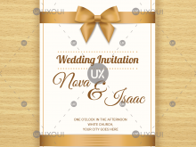 Wedding Card Templates Design